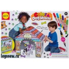 Набор для детского творчества Раскрась домик для собаки