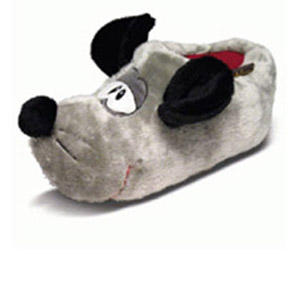 Тапочки домашние «Мышка»
