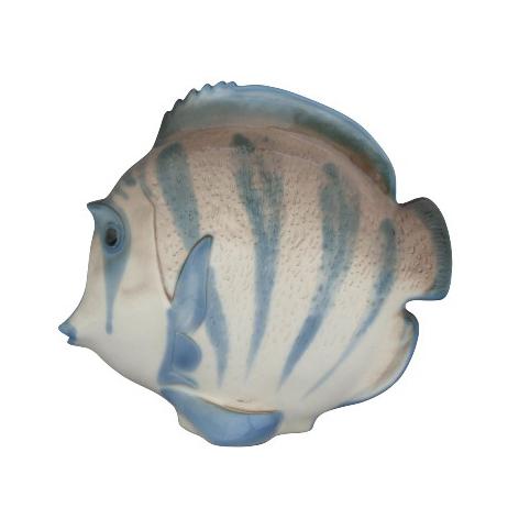 Анималистическая скульптура «Рыба-диск»