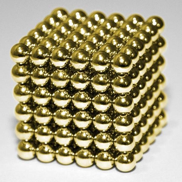 Неокуб 5 мм Золотой