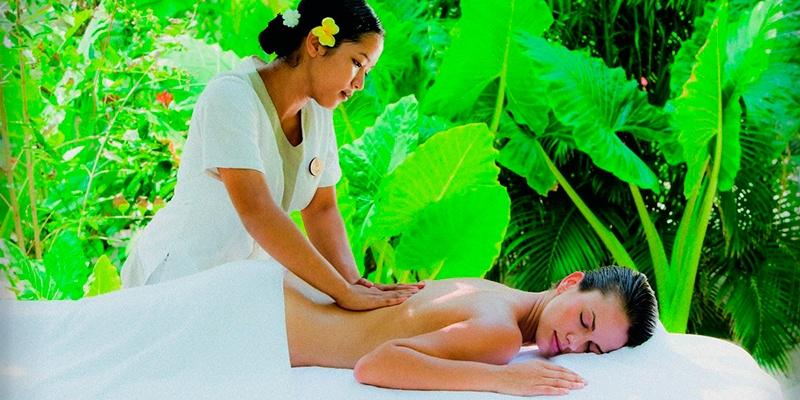 Подарочный сертификат Тайский массаж спины