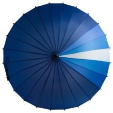 Синий зонт-трость «Спектр»