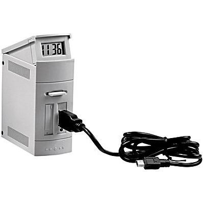 USB Hub с часами