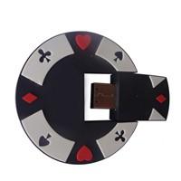 Флеш-карта «Фишка для покера» на 8 Гб