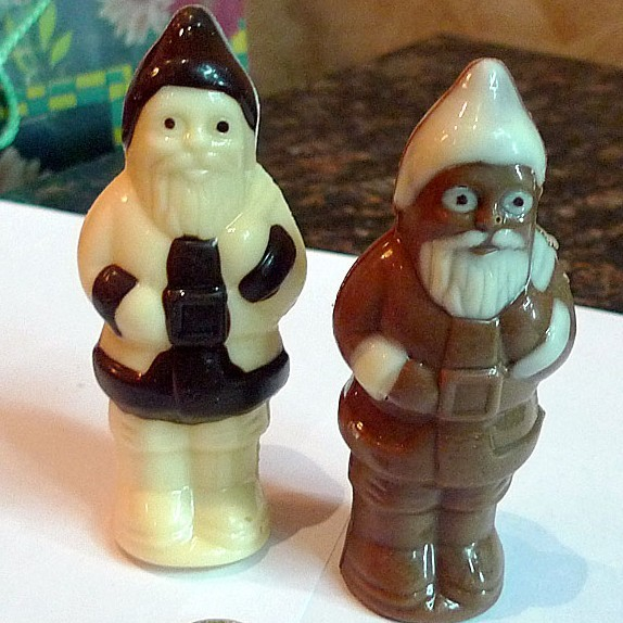 Дед Мороз маленький