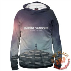 Толстовка Imagine Dragons