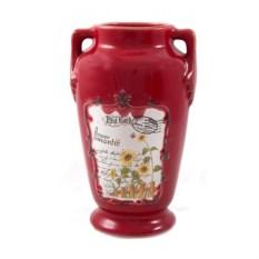 Керамическая ваза Романтика Прованса