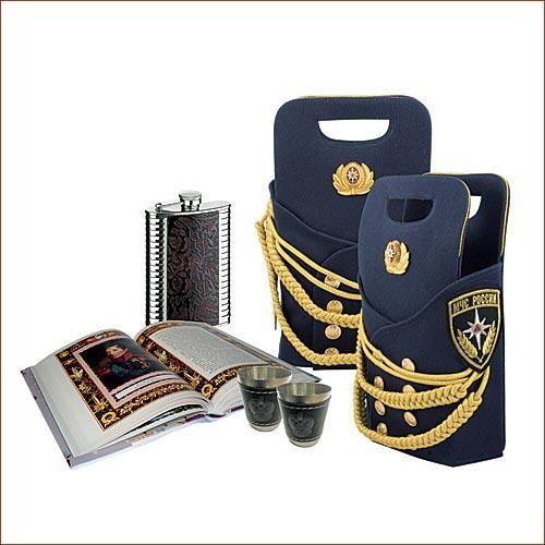 Подарочный набор МЧС Отважного спасателя