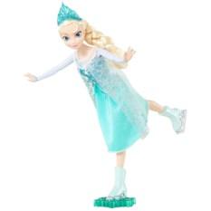 Кукла Эльза на коньках, Холодное Сердце