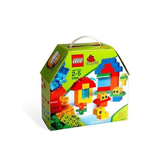 Набор Lego «Весёлые кубики»