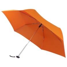 Оранжевый зонт Unit Slim