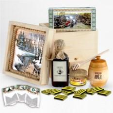 Подарочный набор «Сибирь. Улей»