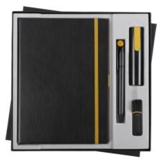 Набор Black maxi (цвет: черно-желтый)