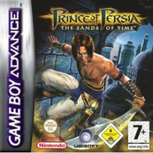 Игра для Game Boy Advance:  Принц Персии