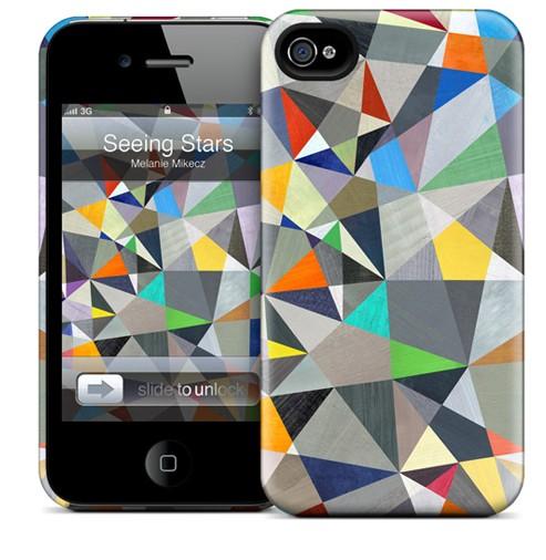 Чехол для iPhone 4/4S Gelaskins Seeing Stars