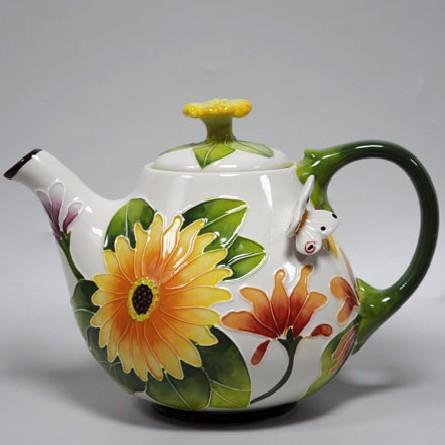 Чайник Гербера