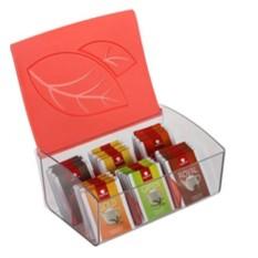 Коробка для чайных пакетиков Tescoma
