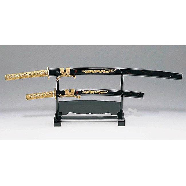 Набор самурайских мечей «Дракон»