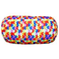 Подушка-валик Пазл