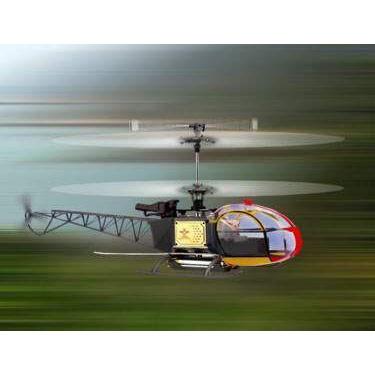 Модель РУ Вертолет LAMA IV
