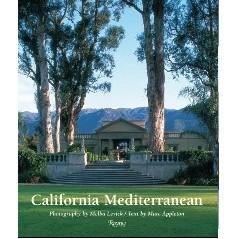Книга Стиль средиземноморья в Калифорнии