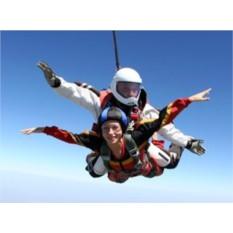 Подарочный сертификат Прыжок с парашютом в тандеме