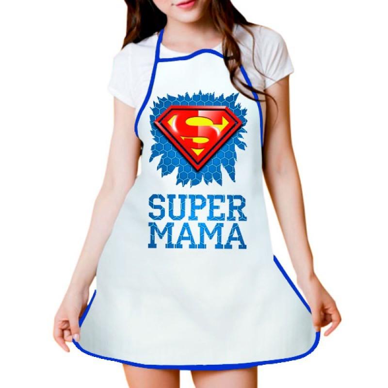 Фартук Супер мама