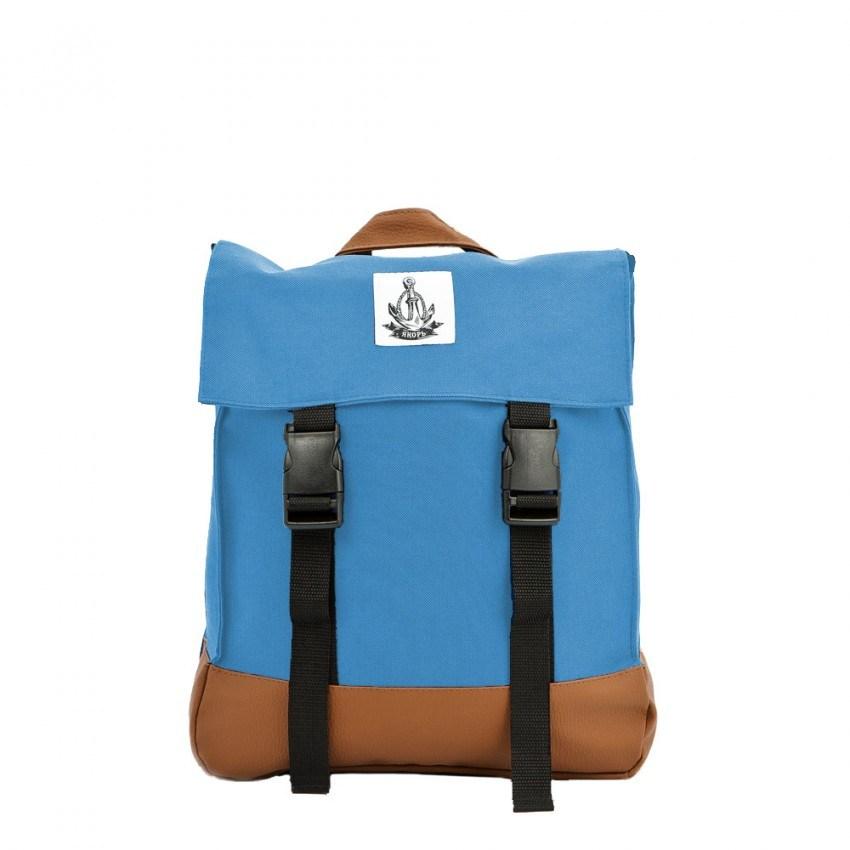 Рюкзак Якорь: Корвет. Насыщенно-голубой