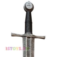 Платиковый игровой детский меч рыцаря