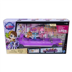 Игровой набор Littlest Pet Shop Лимузин