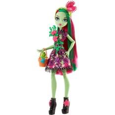 Кукла Monster High Монстряшки. Венера Макфлайтрап
