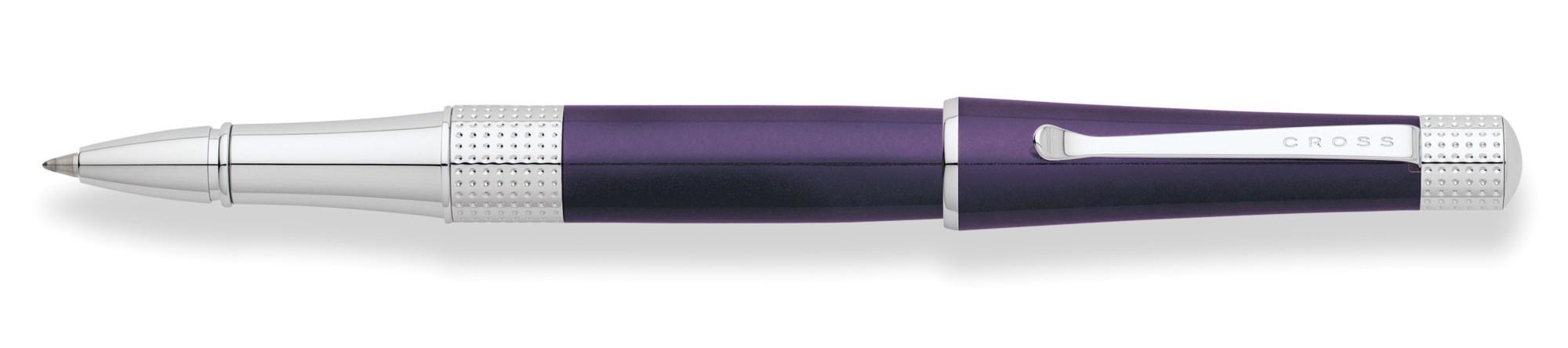 Ручка-роллер Cross Beverly Purple