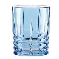 Голубой низкий стакан HighLand
