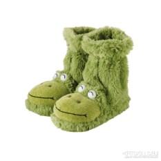 Тапочки-носочки Fun for feet Лягушки