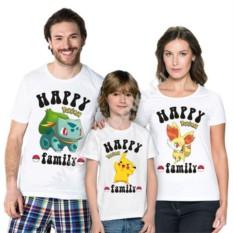 Футболки с покемонами для всей семьи