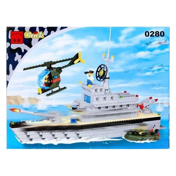 Конструктор «Военный корабль»