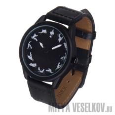 Часы Mitya Veselkov Камасутра на чёрном