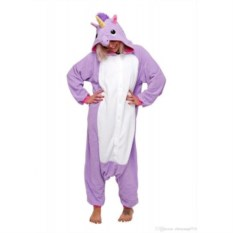 Кигуруми Радужный пурпурный пони