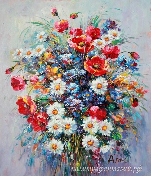 Оригинальные букеты цветов купить