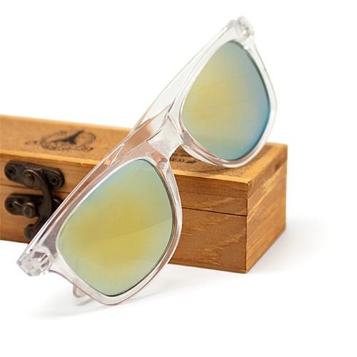 Очки Clear frame (желтые)