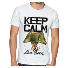 Футболка Keep calm (Наполеон)