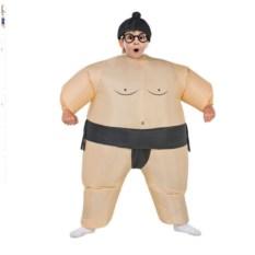 Надувной детский костюм Сумо