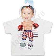 Детская футболка Боксер арт. 301622