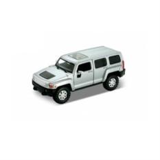 Инерционная модель машины 1:34-39 Hummer H3 от Welly