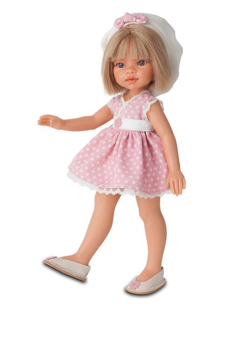 Кукла-девочка Блондинка Эмили. Летний образ
