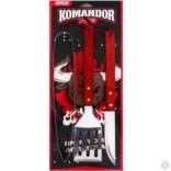 Набор для барбекю Komandor