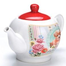 Заварочный чайник с крышкой Собачка