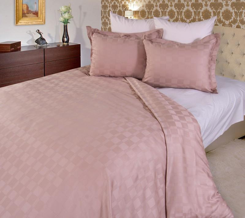 Комплект постельного белья Чайная роза (евростандарт)