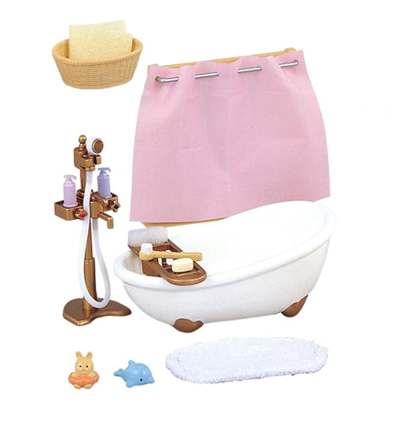 Игровой набор Sylvanian Families Ванная мини-комната