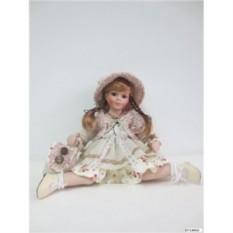 Фарфоровая кукла Арина